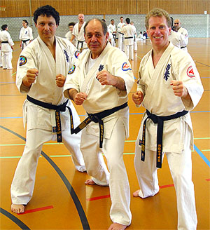Hanshi, Shah, and Doug Turnbull